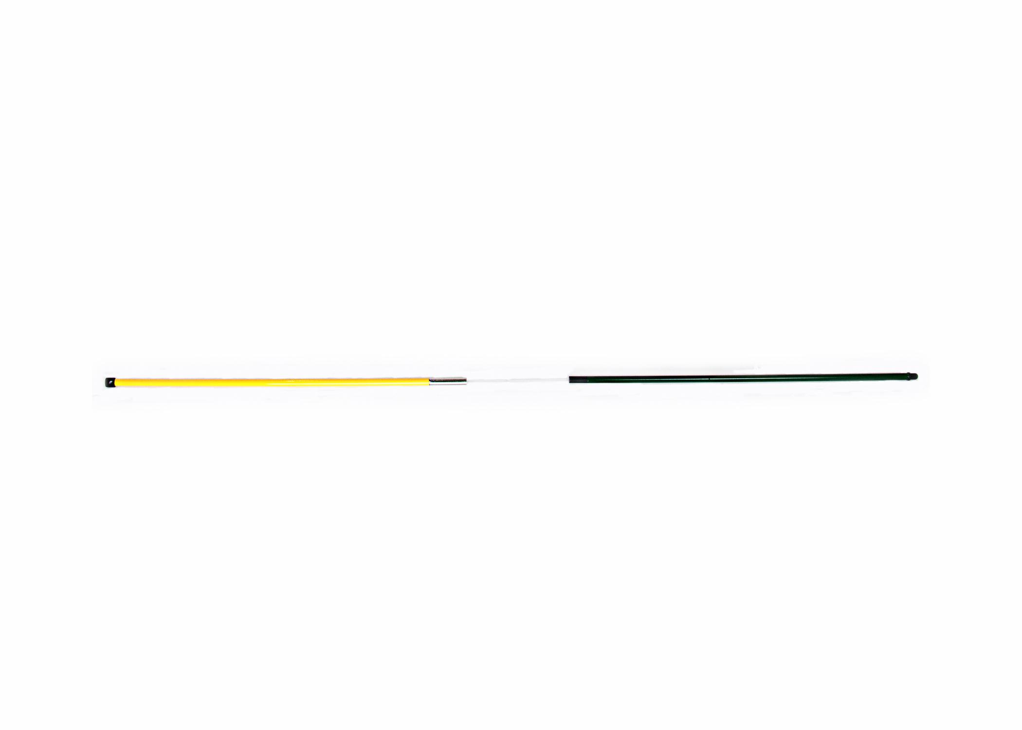 DropStick - Green/Yellow